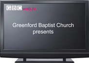 Welcome to GBCweb.tv